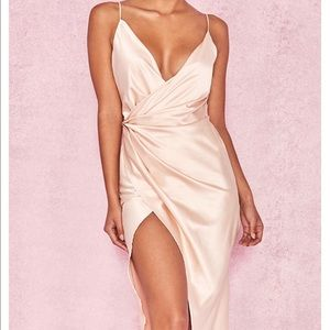 Dresses & Skirts - Coco satin dress